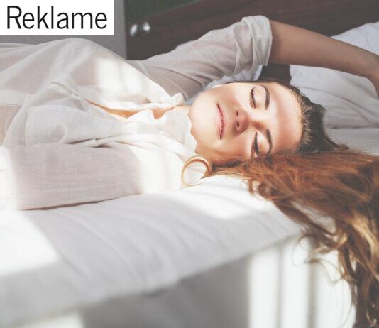 søvn gør dig smuk