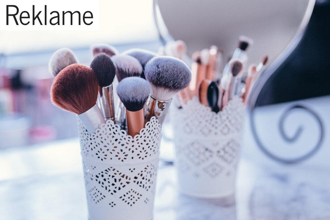 Læg makeup i det bedste lys